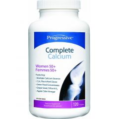 Progressive Complete Calcium For Women 50+
