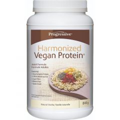 Progressive Harmonized Vegan Protein (100% Natural and Gluten-Free)