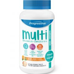 Progressive MultiVitamins For Kids (100% Complete)
