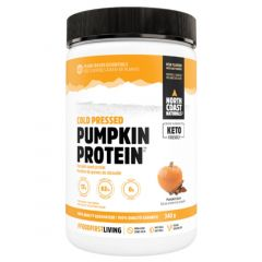 North Coast Naturals Cold Pressed Pumpkin Protein (Two Flavours), 340g