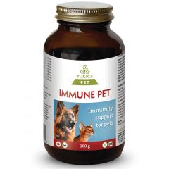 Purica Pet Immune Pet Immunity Support (Dogs, Cats & Small Animals), 100g