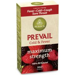 Purica Prevail Cold & Fever