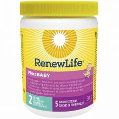 Renew Life FloraBABY for Kids (Refrigerated)