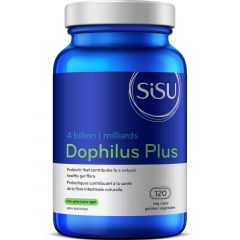 SISU Dophilus Plus 4 Billion (Refrigerated)
