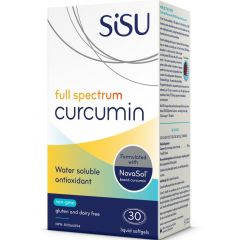 SISU Full Spectrum Curcumin (185X Better Bioavailability)