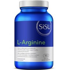 SISU L-Arginine 1000mg, 90 Tablets