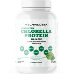 Schinoussa Fermented Chlorella Protein All-In-One, 840g