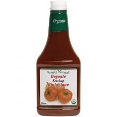Simply Natural Organic Ketchup, 575ml