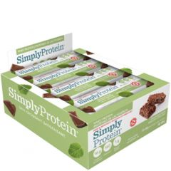 Simply Protein Whey Protein Bars (Gluten-Free), 12 x 40g