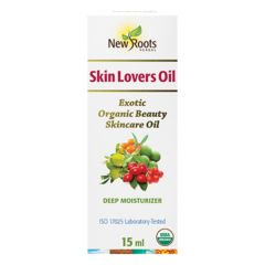 New Roots Skin Lovers Oil Certified Organic, 15ml