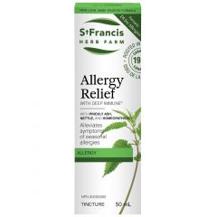 St. Francis Allergy Relief with Deep Immune (Formerly Deep Immune For Allergies)