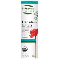 St. Francis Canadian Bitters (Digestive Bitters)