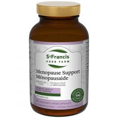 St. Francis Menopause Support 5:1 Extract (Formerly Vitex Combo), 90 Capsules