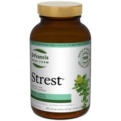 St. Francis Strest, 5:1 Powder Extract, 90 Capsules