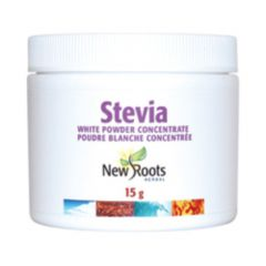 New Roots Stevia White Powder Concentrate