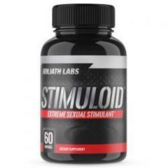 Goliath Labs Stimuloid, 60 Capsules (New Look!)