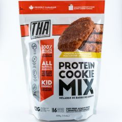 The Healthy Athlete Protein Cookie Mix (Make your own protein cookie!), 608g