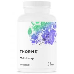 Thorne Multi-Encap (without Copper and Iron), 180 Capsules