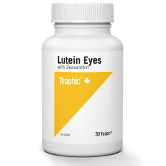 Trophic Lutein Eyes (with Zeaxanthin), 30 Vcaps