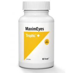 Trophic Maximeyes Eye Support Formula (With Lutein and Zeaxanthin), 90 Vcaps