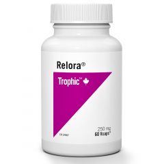 Trophic Relora, 250mg, 60 Vcaps