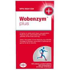 Trophic Wobenzym Plus, enteric-coated tablets