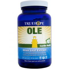 TrueHope OLE (Olive Leaf Extract), 180 Capsules