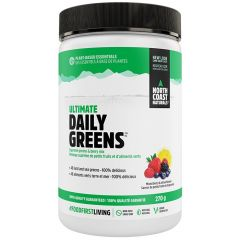 North Coast Naturals Ultimate Daily Greens Powder (Two New Flavours!)