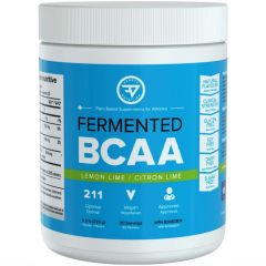 Upcycled Nutrition (Formerly TDF Sports) Fermented BCAA Powder (Lemon Lime), 225g