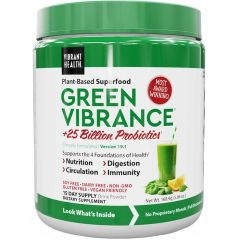 Vibrant Health Green Vibrance (Estimated Arrival ~ No ETA, Enter your email to be notified)