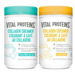 Vital Proteins Collagen Creamer 10g Collagen Peptides per Serving (Made with Organic Coconut Milk)