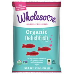 Wholesome (Formerly Surf Sweets) Organic Delish Fish (NEW!)