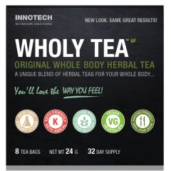 Innotech Wholy Tea Original (Herbal Tea)