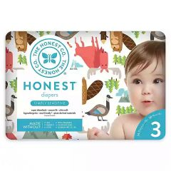 The Honest Company DIAPERS - INTO THE WILD