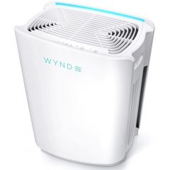 Wynd MAX (Smart Personal Air Purification) Clean 1200 Square Feet  (Ships From Supplier ~ Delayed approx 2 Weeks)