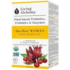 Living Alchemy Your Flora For Women (Vaginal & UT Balance)