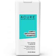 Acure Simply Smoothing Shampoo 354ml