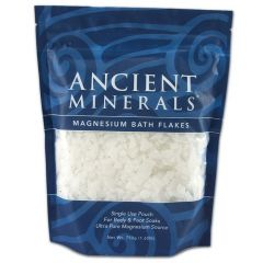 Ancient Minerals Magnesium Bath Flakes, 1.65lbs