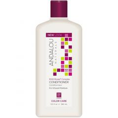 Andalou Naturals 1000 Roses Colour Care Conditioner, 340ml