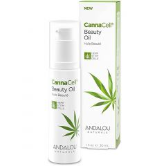 Andalou Naturals CannaCell® Beauty Oil, 30ml