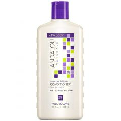 Andalou Naturals Lavender & Biotin Full Volume Conditioner, 340ml