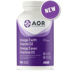 AOR-Omega-3-With-Vitamin-D-Vitamart
