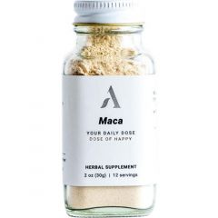 Apothekary Maca, Nutty Flavour 12 Servings