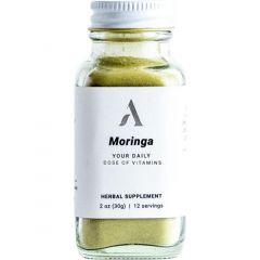 Apothekary Moringa (Boost Energy, Improve Skin,Support Digestion), 12 Servings