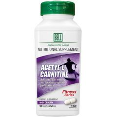 Bell Acetyl-L-Carnitine, 90 Tablets