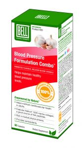 Bell Blood Pressure Formulation Combo #26, 60 Capsules