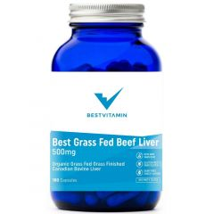 BestVitamin-Beef-Liver-180-Capsules-Front