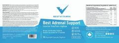 BestVitamin Adrenal Support Complex