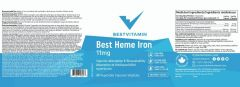 BestVitamin Best Heme Iron