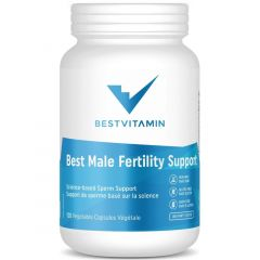 BestVitamin-Male Fertility Support-120caps-Front